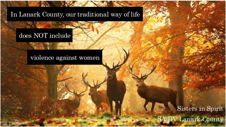 Sisters in Spirit SADV